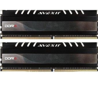 Harga AVEXIR DDR4 CORE SERIES 32GB KIT RED LED