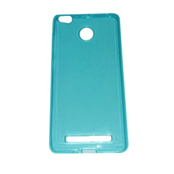 Harga Ultrathin Case For Xiaomi Redmi 3 Pro UltraFit Air Case / Jelly case / Soft Case - Biru