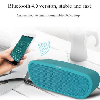 Harga Zealot S9 Smart Bass portabel menggunakan hands-free Speaker Bluetooth nirkabel kartu TF AUX - International