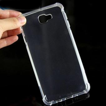 Harga OEM Case Anti Shock Anti Crack Samsung A5 A510 2016 Softcase Akrilik Backcase Casing Hp[Clear]