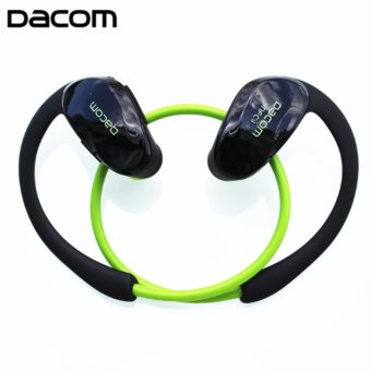 Harga Dacom G05 NFC Athlete Sports Wireless Bluetooth 4.1 Stereo Headphone Earphone Headset With Microphone Athletes - intl
