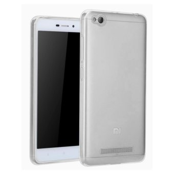 Harga Ultra Thin softcase Xiaomi Redmi 4a - grey