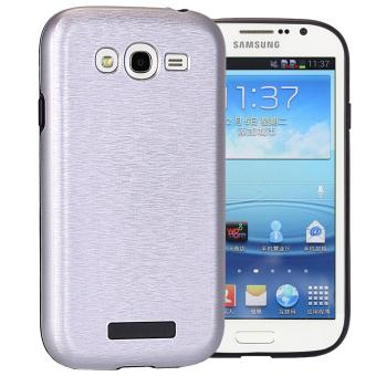 Dual Layer Brushed Case For Samsung Galaxy Grand Duos I9080 / Neo I9060 Anti -Scratch