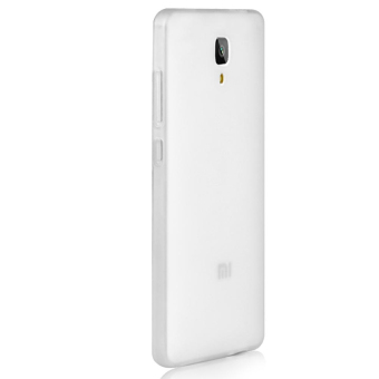 Harga Ultra Thin for Xiaomi M4 / Mi4 - Putih Transparan