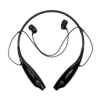 Harga uNiQue Headset Bluetooth In Ear Sport HBS-730 Stylish - Hitam