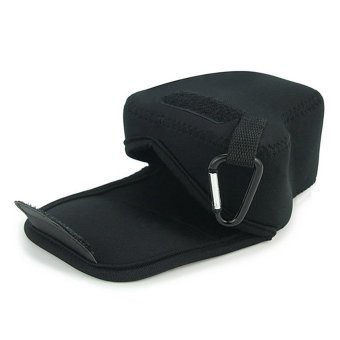 Harga NEOpine NE-NEXS Neoprene Soft Camera Protection Case Bag for Sony NEX5T/NEX5R/NEX3N