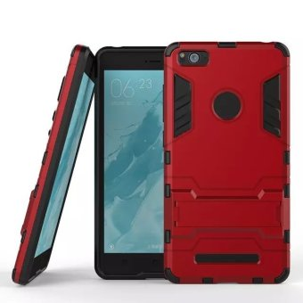 Harga ProCase Shield Armor PC+TPU Back Covers for Xiaomi Mi 4C / Mi 4I - Red