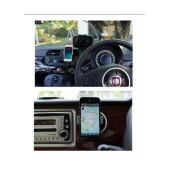 Harga PEGANGAN HP (WORLD SMALLEST AIR-CON VENT HP HOLDER MOBIL)