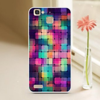 Harga TPU Soft Phone Case for Huawei Enjoy 5S (Multicolor) - intl