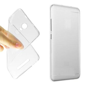 Harga Silicon Case for Zenfone 5 lite A502CG - Bening