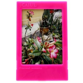 Caiul Frame Color Hot Pink