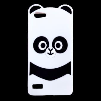 Intristore Panda Cute Soft Silicon Phone Case Oppo Neo 7 .