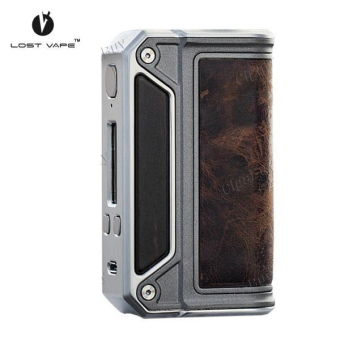 Harga MOD VAPOR VAPE - THERION DNA75 NEW BROWN LEATHER
