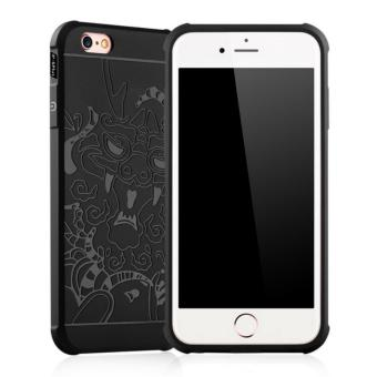 Case TPU Dragon Back Cover Silikon Original for Apple iPhone 6 Plus / 6s Plus -