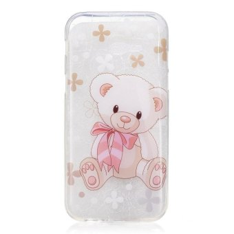 Toy Bear TPU Soft Gasbag Back Case Cover For Samsung Galaxy A5 (2017) Case