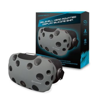Harga Hyperkin HTC Vive GelShell Head Mounted Display Silicone Skin Gray - intl