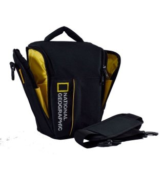 Harga Third Party Tas Kamera National Geographic - Hitam