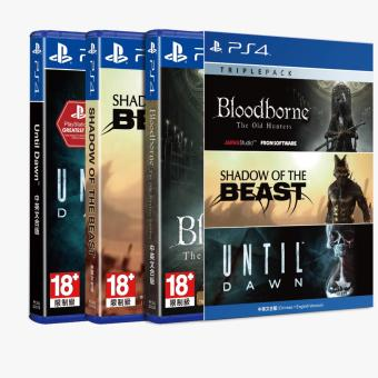 Harga Sony Ps4 Triple Pack 1 Game Playstation 4
