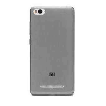 Harga Original Ultra Thin Case for Xiaomi Mi4i/Mi4c - Hitam Transparant