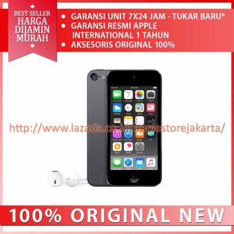 Harga Apple iPod Touch 6th Gen - 16GB - Space Gray