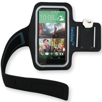 Harga Armband Sportycase For Lenovo A7000 plus - Black