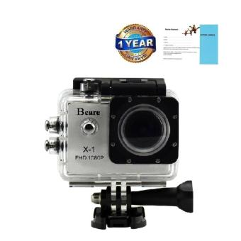 Harga Bcare Action Camera B-Cam X-1 - 12 MP - Silver