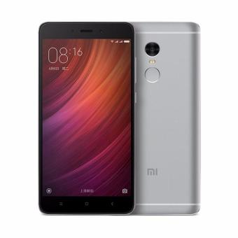 Harga Xiaomi Redmi Note 4 3GB/32GB LTE 4G - Grey