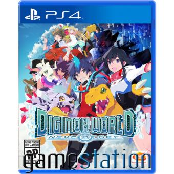 Harga Sony PS4 Games Digimon World Next Order