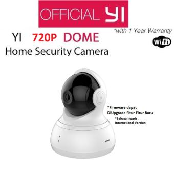Xiaomi Yi Dome Home Camera CCTV International Version - Putih
