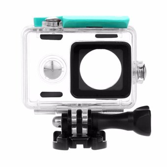 Harga KingMa Original Waterproof Case / Housing Underwater for Xiaomi Yi Action Camera - Hijau