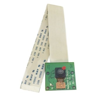 Harga 5MP Wide Angle Camera Board Module for Raspberry Pi 2 3 with Cable