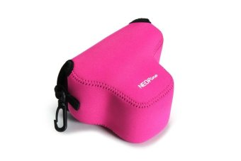 Harga Neopine Soft Camera case bag Pouch for OLYMPUS Pen Olympus EPL7 E-PL7 EPL8 E-PL8 14-42mm lens - intl