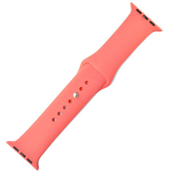 Harga Onix Wime A9 Smartwatch Strap Accessories Silicone 42mm For Apple Watch - Merah