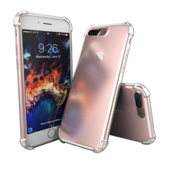Harga Case Softcase Anti crack/ Anti shock Fuze For Apple iPhone 5G / 5S / SE Anti Shock / Anti Crack -Clear