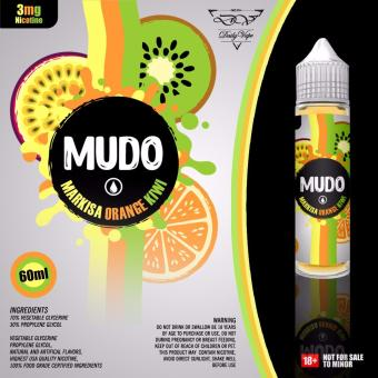 Harga Liquid Premium Mudo Markisa Orange 60 ML 3 MG