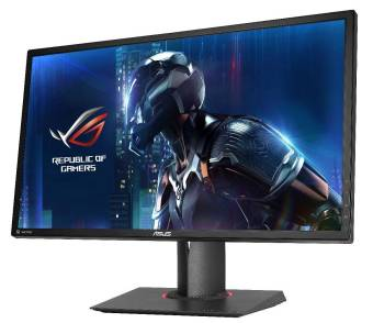 "Harga ASUS ROG Swift PG248Q eSports Gaming Monitor - 24"" FHD (1920x1080) 1ms, overclockable 180Hz, G-SYNC™"