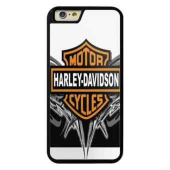 Phone case for iPhone 6Plus/6sPlus harley_davidson_logo_wallpapers_background cover for Apple iPhone 6 Plus / 6s