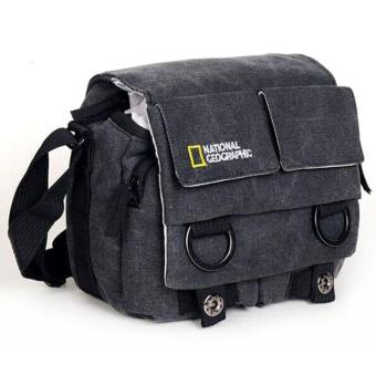 Harga Tas Kamera Selempang DSLR National Geographic Canvas Bag - NG2345