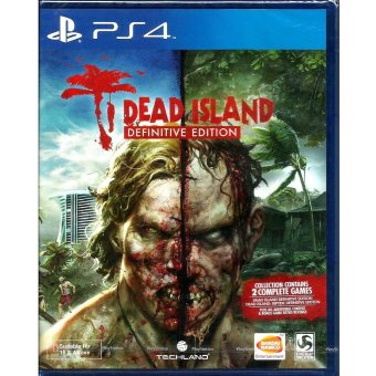 Harga Sony PS4 Dead Island: Definitive Collection
