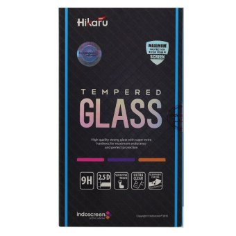Harga Hikaru Tempered Glass Lenovo Vibe P1 Turbo - Clear