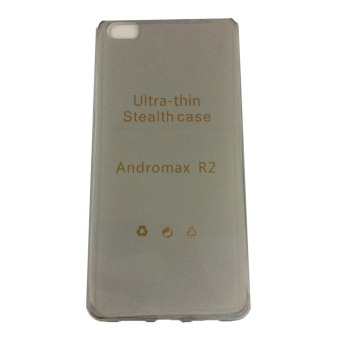 Harga Ultrathin Case For Andromax R2 UltraFit Air Case / Jelly case / Soft Case - Hitam
