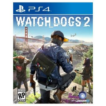 Harga Sony Playstation 4 Watch Dogs 2