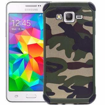 Harga Case Army military For Samsung Galaxy Grand Prime - Green Army