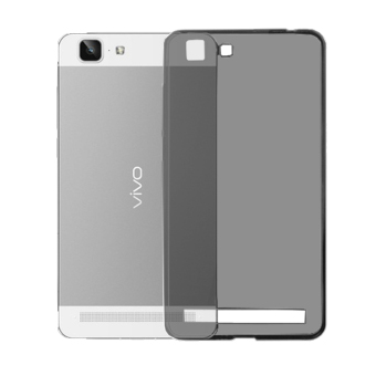 Softcase Ultrathin for Vivo Y35 - Putih Clear