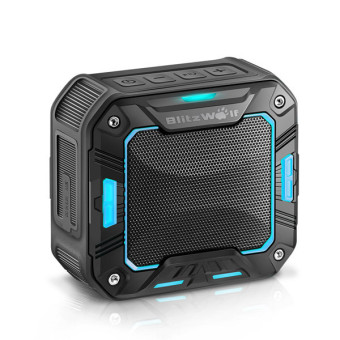 Harga BlitzWolf BW-F2 IP65 Water-resistant 2000mAh Outdoor Wireless Bluetooth Speaker - intl