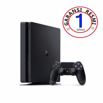 Harga Playstation 4 Slim 500GB CUH-2006A (Jet Black) - Reg 3 Asia