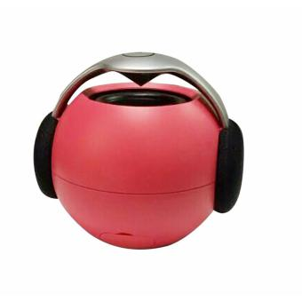 Harga Speaker Bluetooth YOYO - Red
