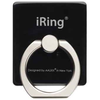 Harga iRing Mobile Phone Stand - Black