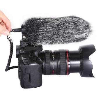 Harga Bulu Mic / Windshield Mic Fur for Mic121 panjang 18cm