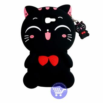 Harga Intristore Little Cat Soft Silicon Phone Case Samsung J7 Prime